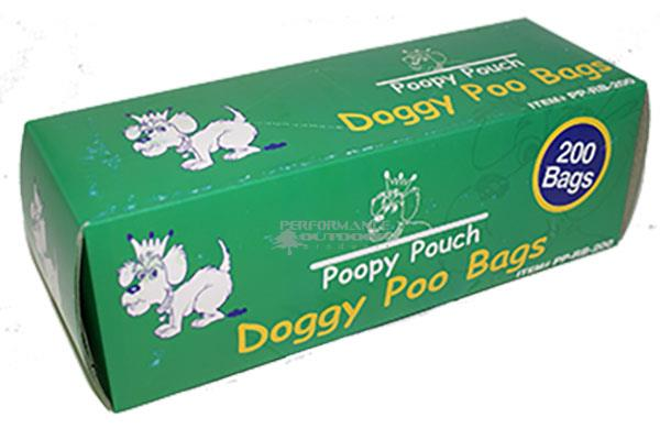 Dog Waste Bags - Box of 200