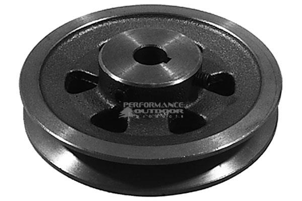 "Engine Pulley - 4-7/16"" OD"